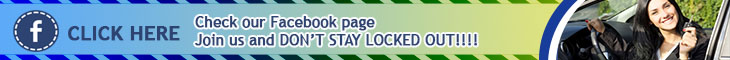 Join us on Facebook - Locksmith Berwyn